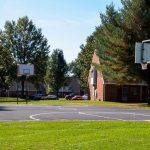 Picture of a Basketball Court in Penn Vale